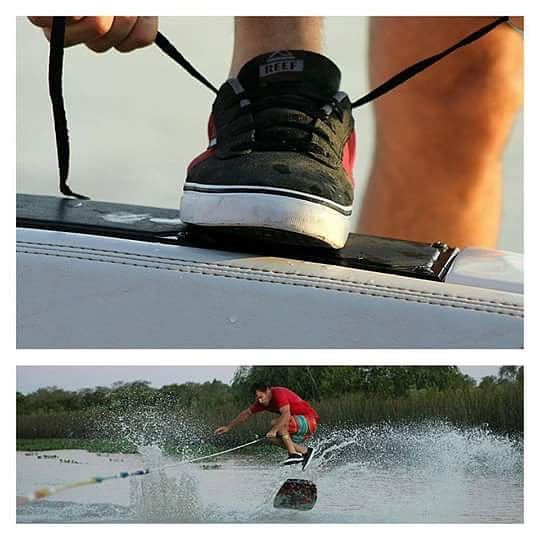 Life is short, go wakeskating! @aeromarin_wake #ReefArgentina #justpassingthrough