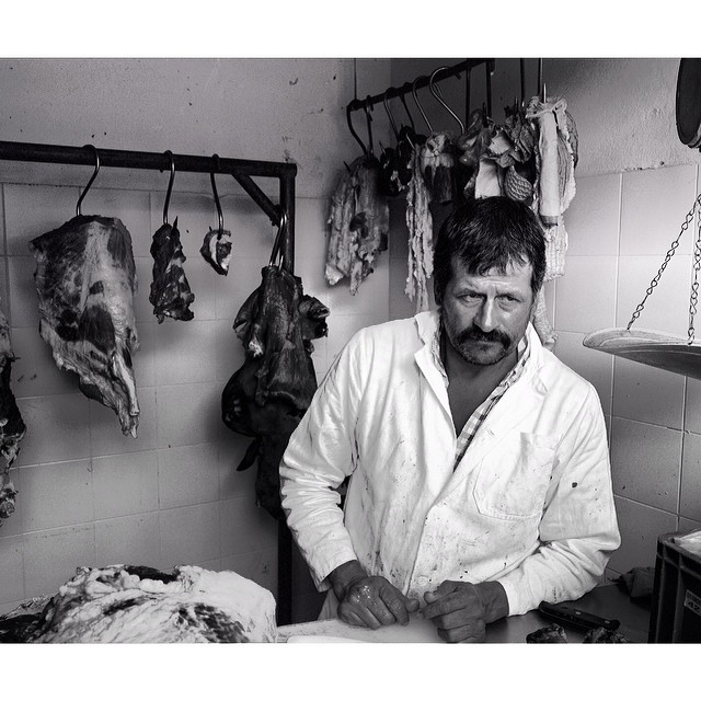 Read about this shot of The Butcher taken by @capt_johnston in issue 35. #butcher #steezmagazine #issue35 #colombia #southamerica #villedeleyva #meat