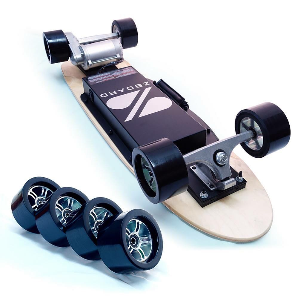 Last day to save 25% off our Urethane Wheel Upgrade!  Increase speed by 3 MPH and add 30% more range.  zboardshop.com/july4