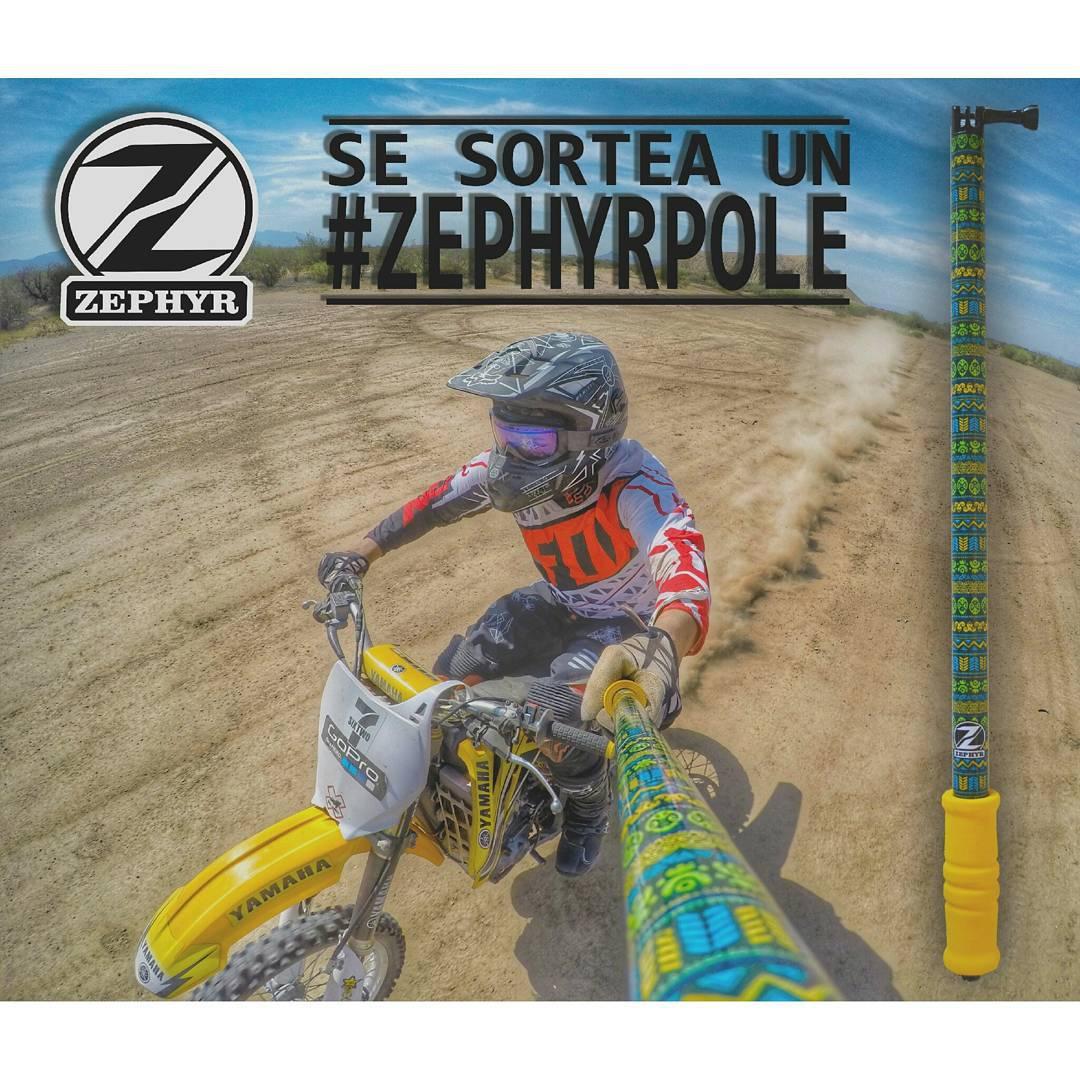 #SorteoZephyrPole !!