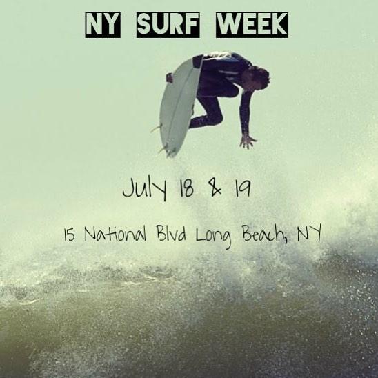 Fulsend will be at NY Surf Week July 18 & 19 #surfing #boardwalk #nysurfweek #JustSendIt #longbeach #surf #skate #punt #nysea