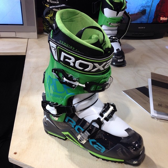 Wrapping up #SIA14 today, thought you all may want to see the new #Xride. Enjoy!