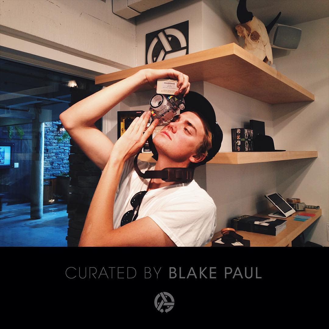 Introducing our newest guest curator, @blakepaul!  Take a look at his stellar picks by tapping a finger on the link in profile.  #guestcurator #blakepaul #asymbolart