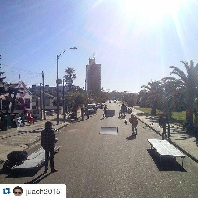 #Repost @juach2015  #Skate #FreshPark