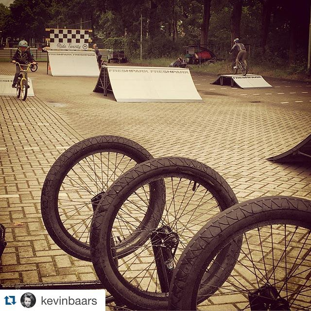 #Repost @kevinbaars  Just got home from another fun Ride Twenty Bmx event. Thanks everyone who showed up, and biggy thanks for my awesome crew for helping me out. #bmx #ridetwenty #ridetwentycrew #ridetwentyprojects #ridetwentyevents #freshpark