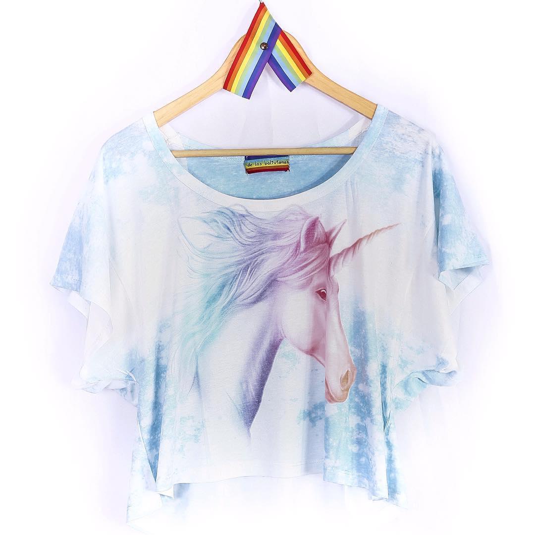 #remera #unicorn un fuegoooo