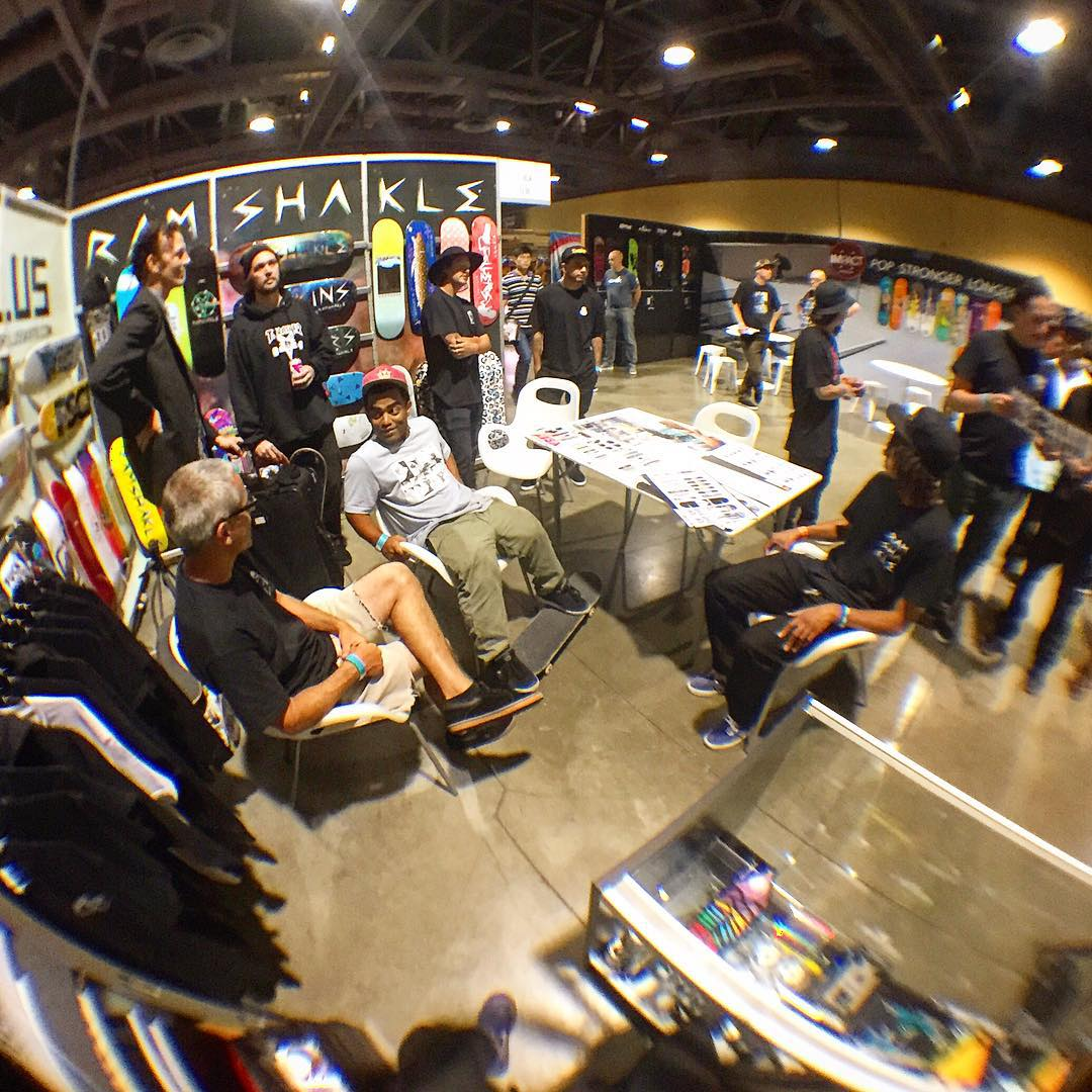 Good times @agendashow