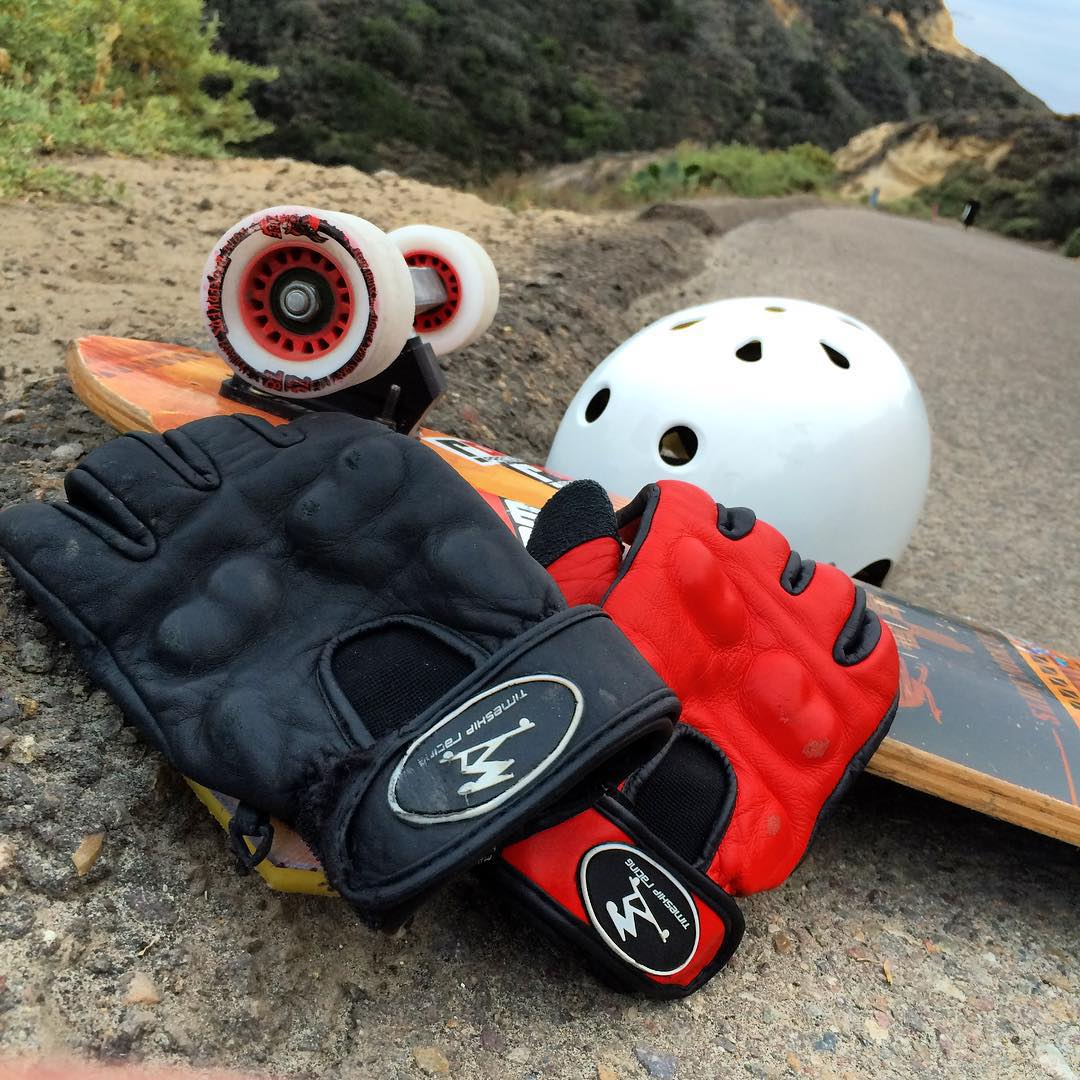 A friendly reminder to get out and skate today. Ryan Ricker checking in from sunny SoCal. #timeshipracing #gloveyoulongtime #ragdolls