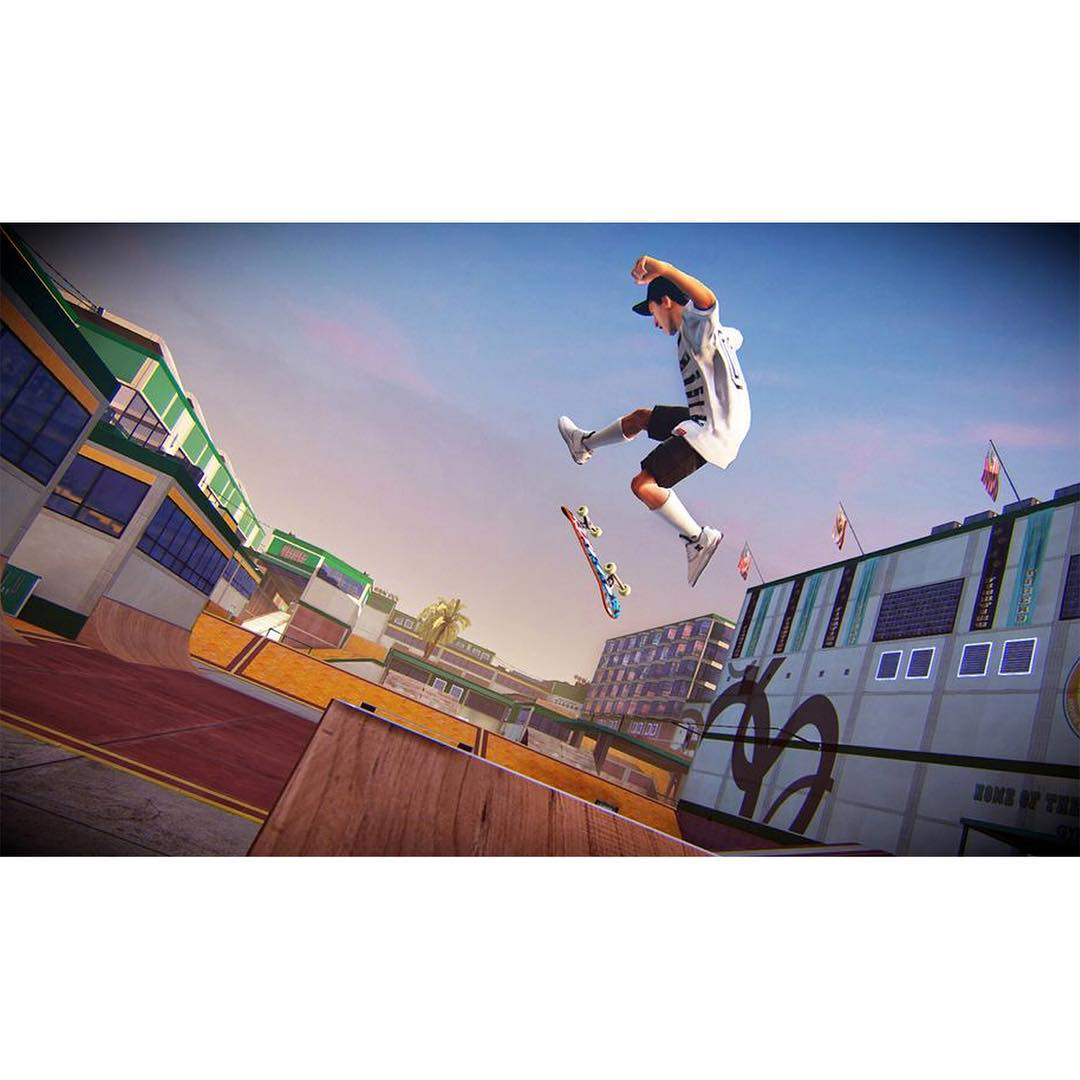 'Tony Hawk's Pro Skater 5' will be released for PlayStation 4 and Xbox One on Sept. 29, 2015!