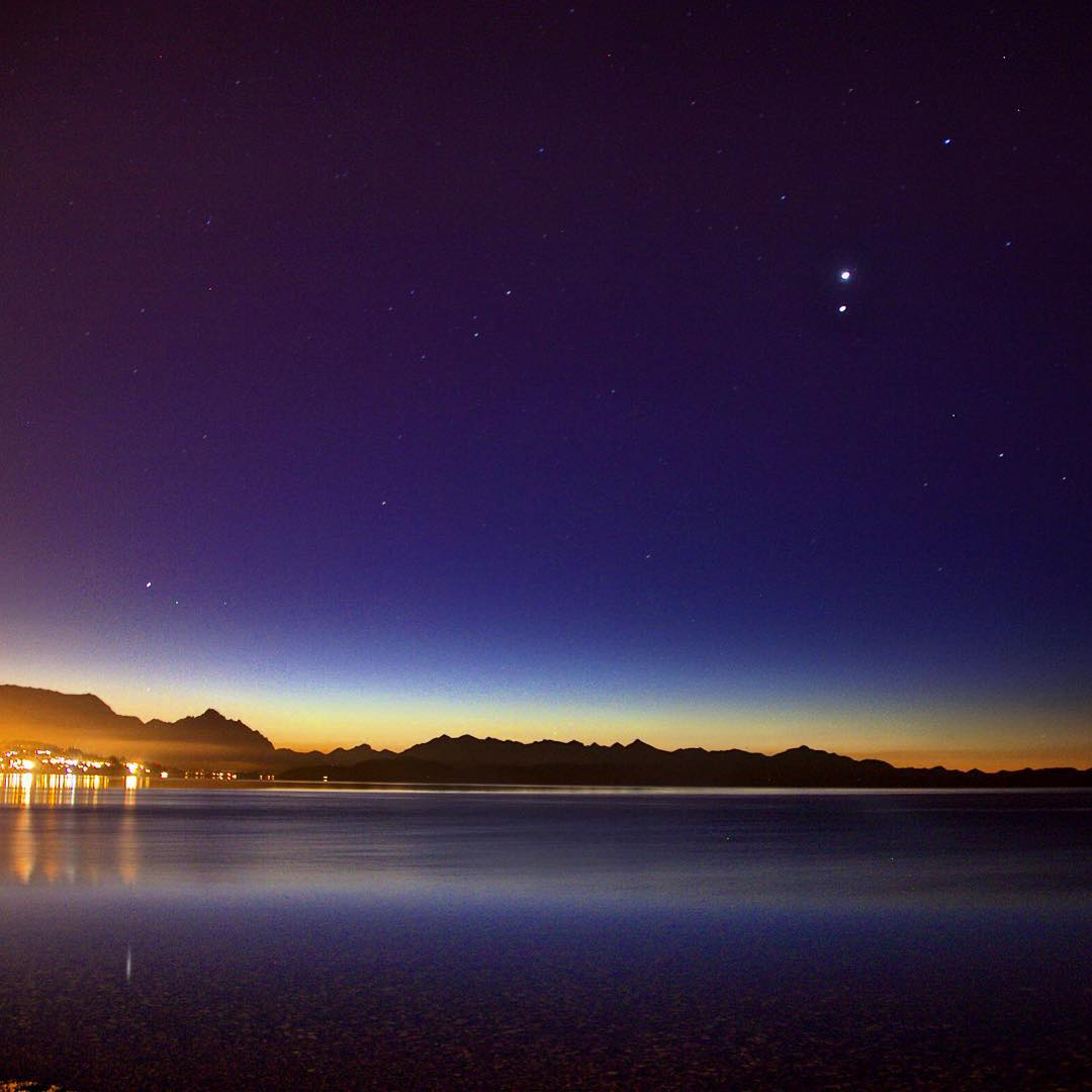 Patagonia nights