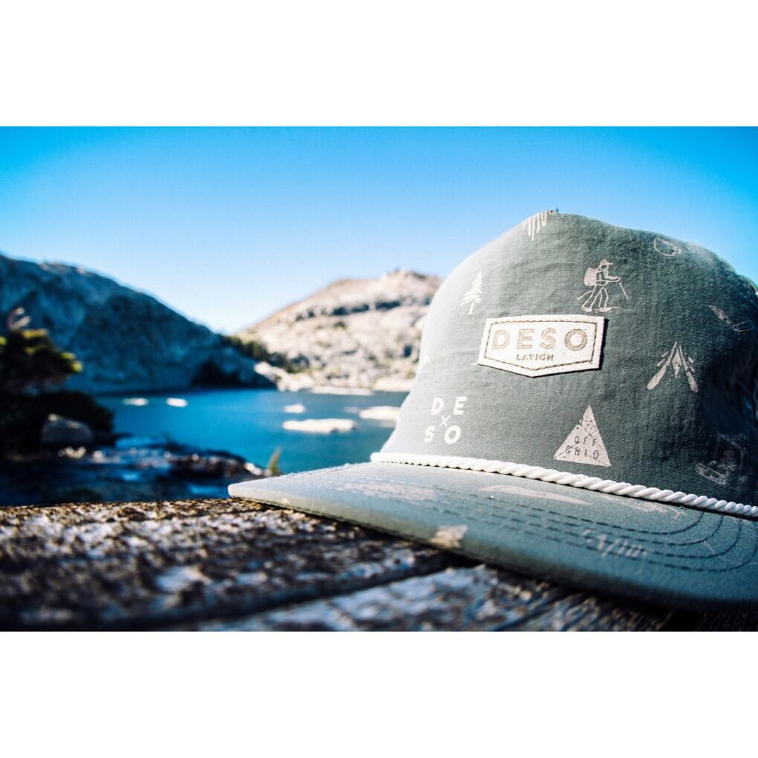 DESO. SUMMER 15.  Photo: @kayalampa _ #itswayoutthere #desolationsupply #DESO #madeinCA