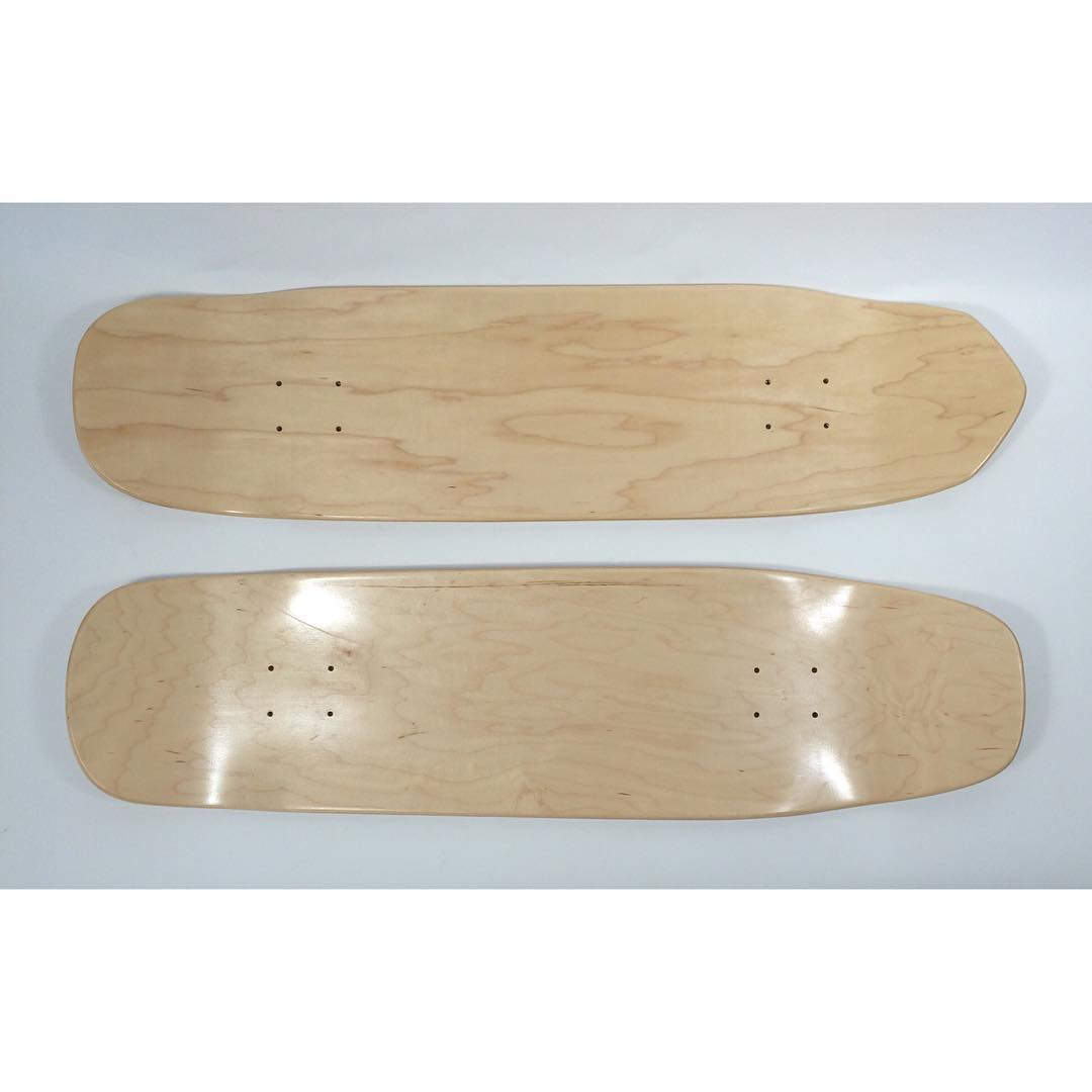 #fresh #wood #drop this week. The #big #thanks and the #bullet will be up for sale real soon. #madeinamerica #skateboarding #skatelife #skateshops #maple #decks #getbuck #skateboards #park #pool #bowl #street #cali #thankyouskateboarding #love...