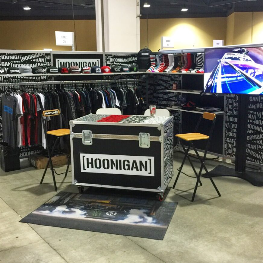 It's exciting to see Hoonigan grow. Last year was the brand's first time at the Agenda Convention (in Long Beach, CA) with just a few shirts and hats and now we have multiple lines of gear ranging from tees and jackets to backpacks and socks. If you...