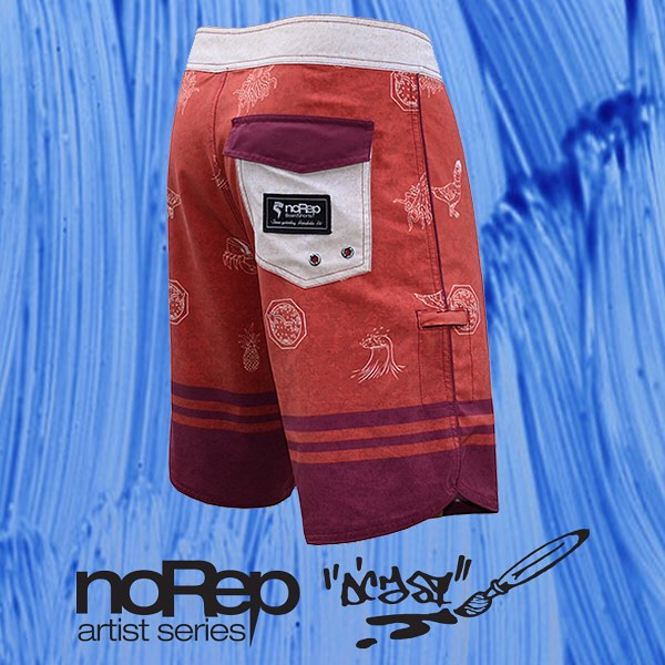 NOW AVAILABLE! We've been teasing you all for a while, and now you can finally get a pair for yourself! For the first time noRep has partnered with one of our Activists for this sick collaboration. Featuring the artwork of Danny Castillo aka @dcasted,...