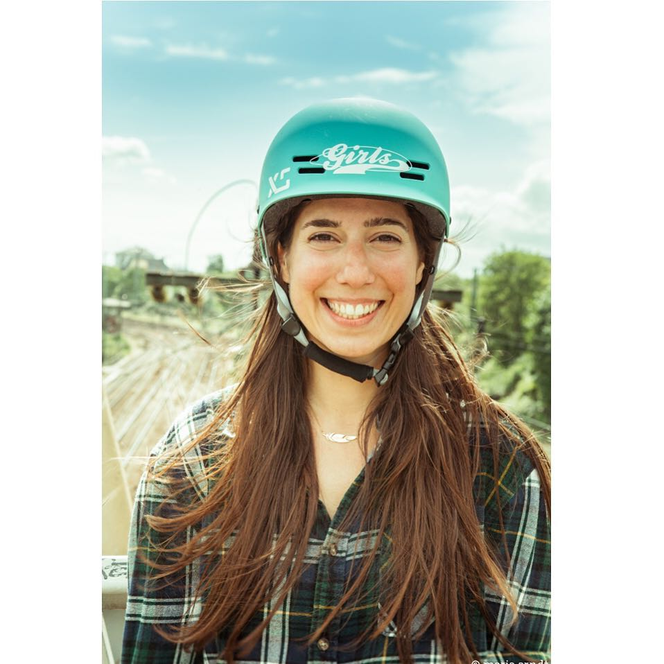 Today! LGC Director @valeriakechichian will give a @TEDxEvents talk about society, women in society, Longboard Girls Crew, and the need to start doing things in a different way than the stablished.  You can watch it on live streaming in the link in our...