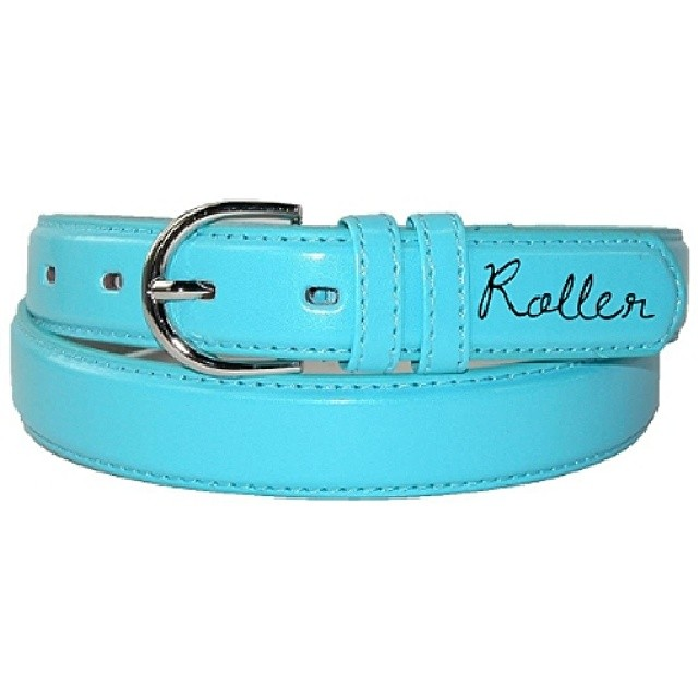 Women's Blue Belt. Can be found on www.rollerinnovations.com  #surf #snow #skate #surfing #snowboarding #skatboarding #appearal #clothing #roller #innovations #rollerinnovations #eastcoast #westcoast #hawaii #california #newjersey #jersey #igdaily...
