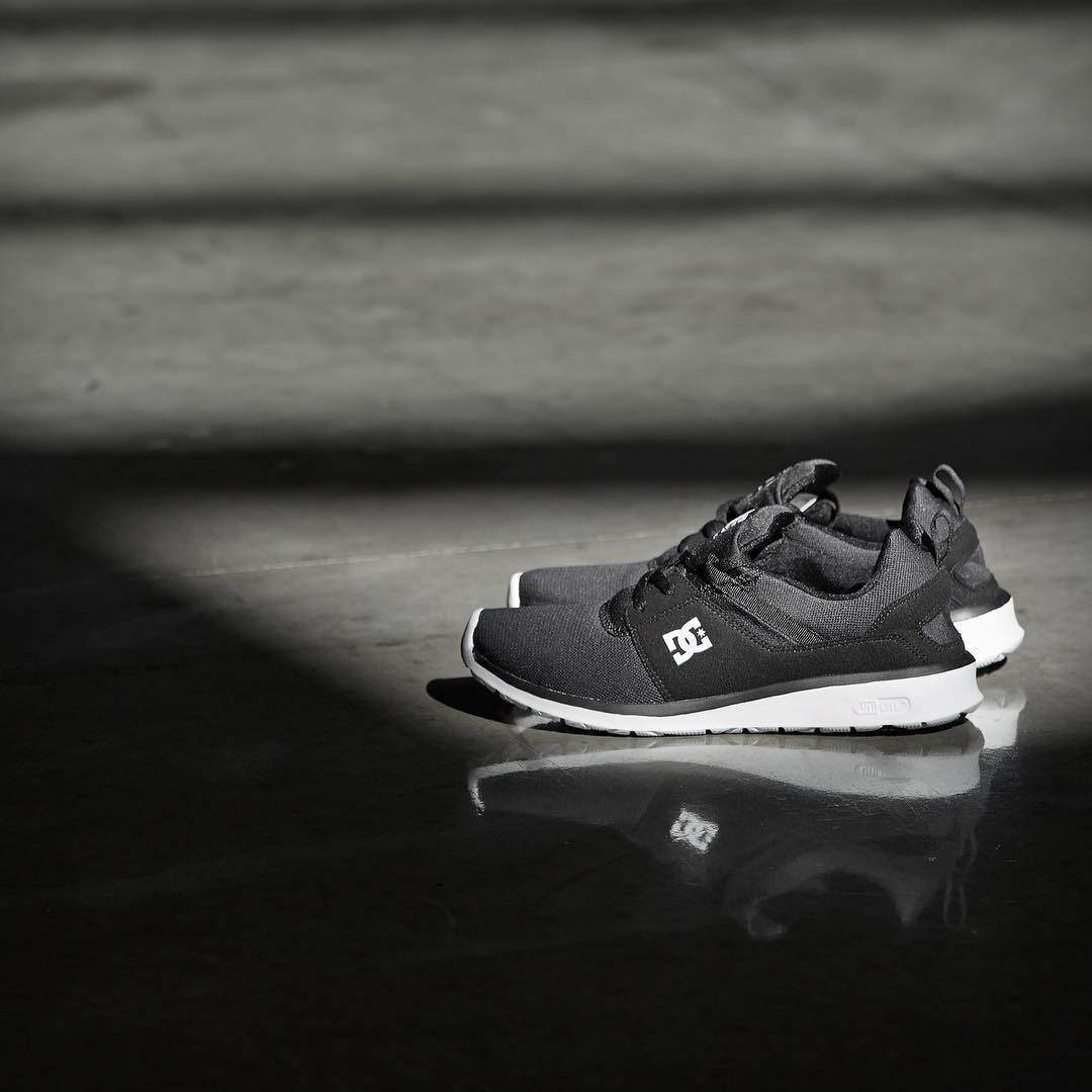 You can't go wrong with a classic black shoe. The Heathrow, designed for life. dcshoes.com/heathrow #DCshoes #dcheathrow