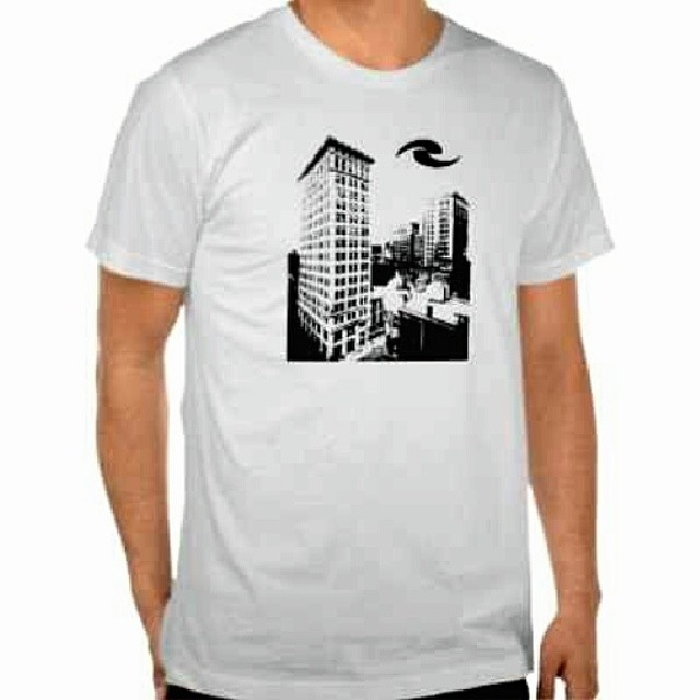 White Skyline Tee. Can be found on www.rollerinnovations.com foe $14.99. 50/50 Cotton Poly Blend.  #surf #snow #skate #surfing #snowboarding #skatboarding #appearal #clothing #roller #innovations #rollerinnovations #eastcoast #westcoast #hawaii...