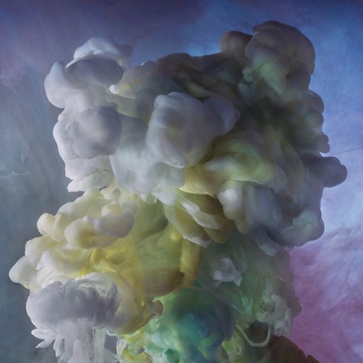 Clouds in dreams or ink in water? Artist @kimkeever2 will let you decide #findyourcanvas #allswell