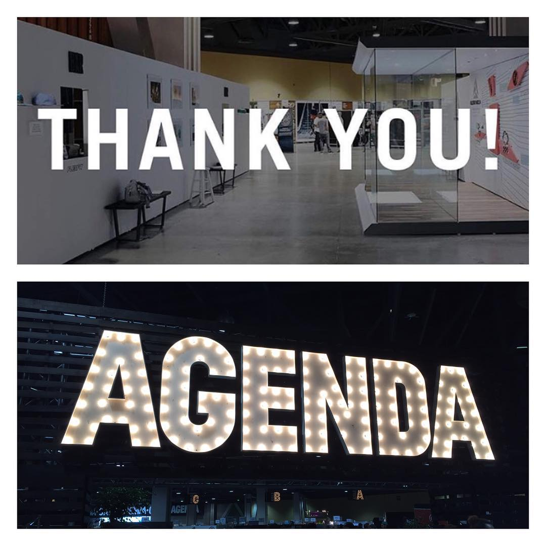 @agendashow #longbeach is a wrap! See you again soon enough.