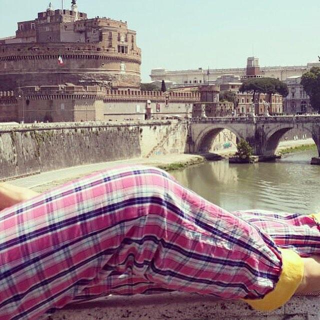 #ViernesDeViaje #DomingoConOnda #Italia #ModeloAmelie