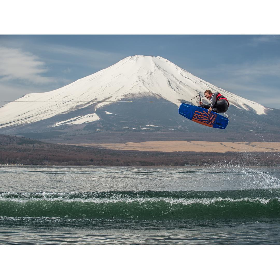 @shotatezuka airing Mt Fuji.