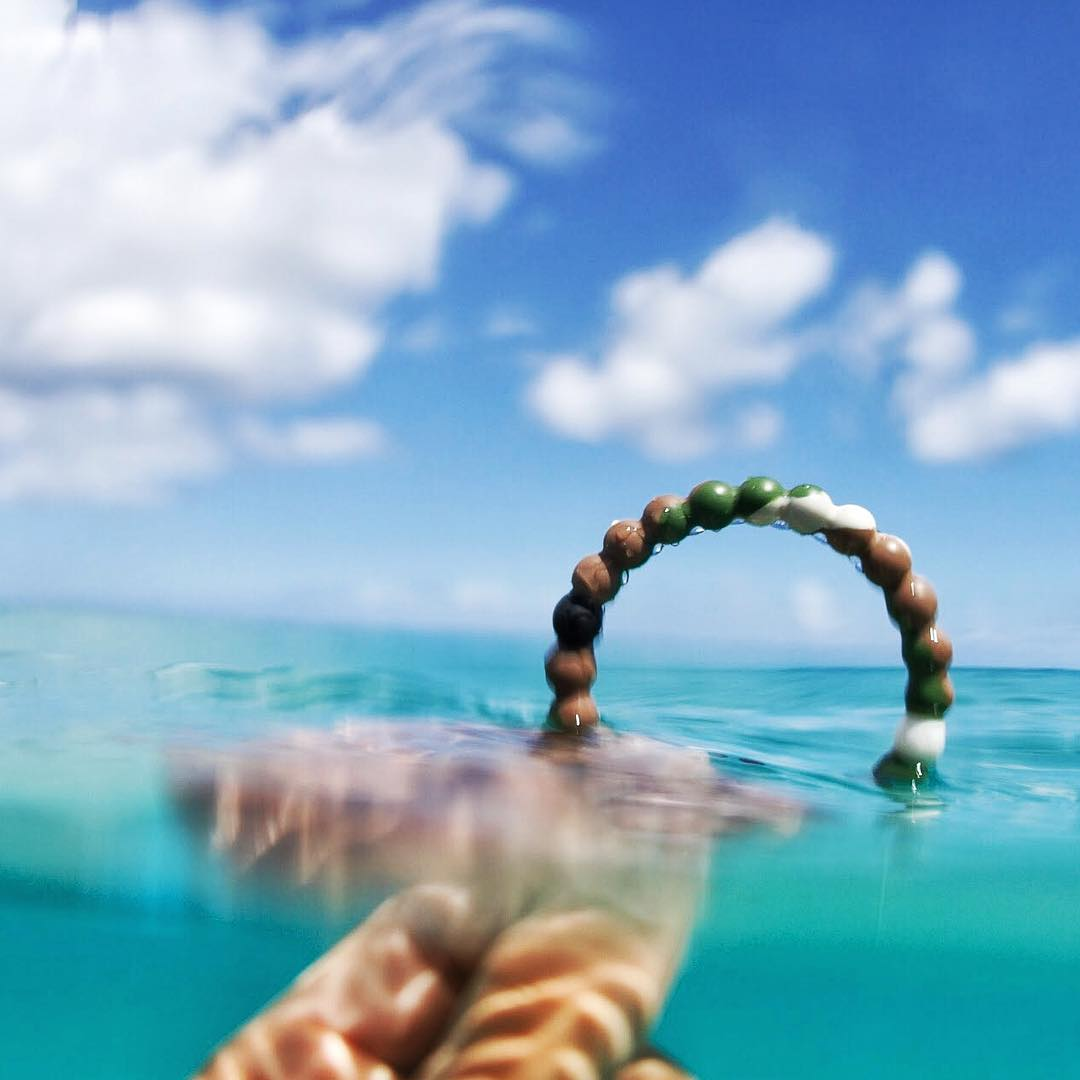 Wet n' wild #livelokai Thanks @kaimahiko