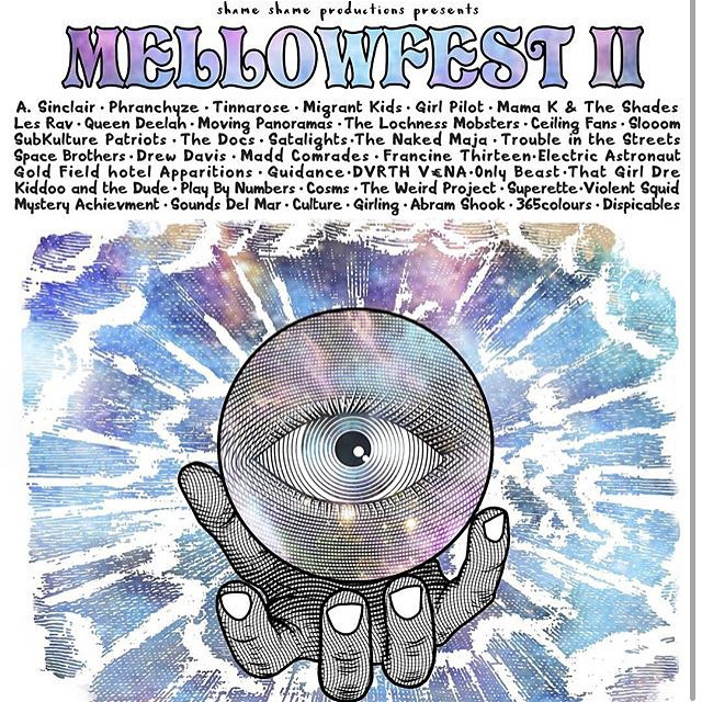 #MellowFest @empireatx starts 9pm tonight and goes through Sunday!! • • 40 bands jamming it out all weekend. • • #ATX #austintx #texas #tx #spratx #do512 #music