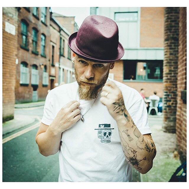 The #kangol tagged Instagram photo of the week is from @madebymartyn