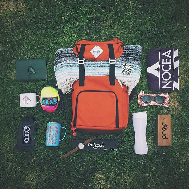 Adventure gear for Zion captured by @skyelarcade #natureofproof