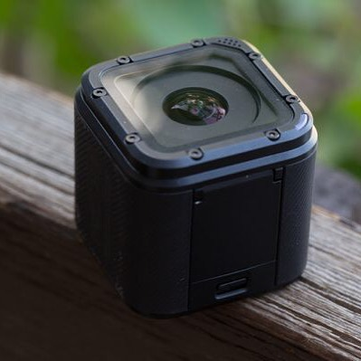 What do you guys think of the new @gopro Session? Dope product but $400?! That's a quiver of Boombots or a smartphone...