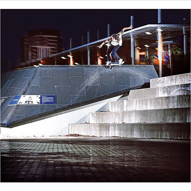@starheadbody crooked grind >>> Sydney, Australia >>> photo by #ElementAdvocate @jakedarwen published in @slamskateboarding #evansmith