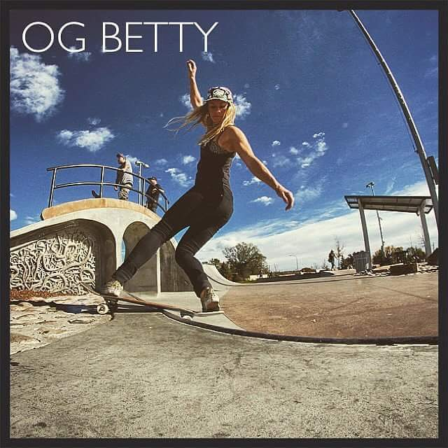 Calling all female shredders head over to our good friends @originalbettyskateco for the best support from a team a female riders founded by the one and only @pattimcgee. Get everything you need to progress your skills and be in a world of...