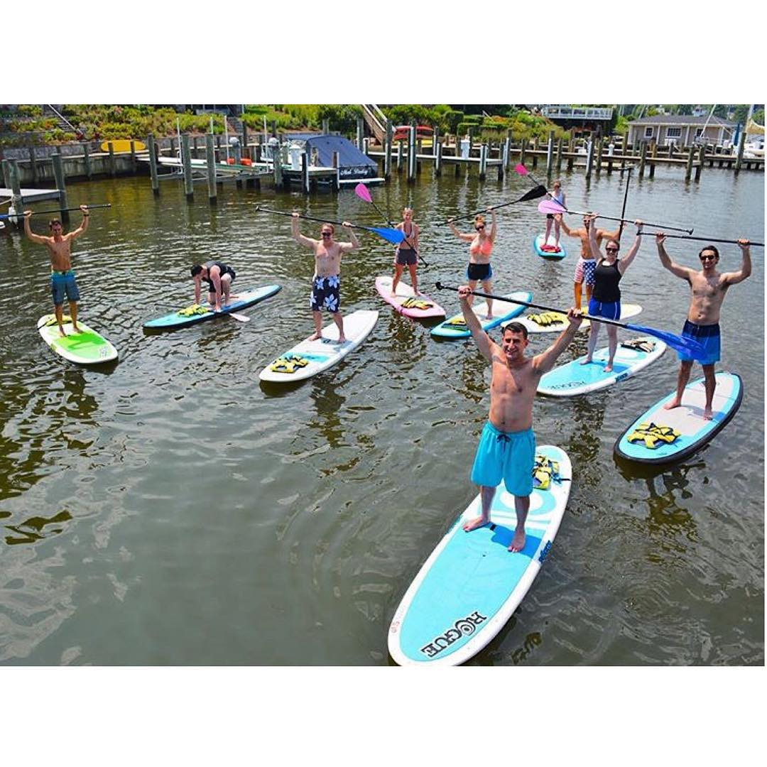 It's Sunday, get out and paddle! #roguesup