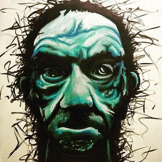 @blvdart • • #atx #austintx #texas #tx #spratx #art #blvd #canvas