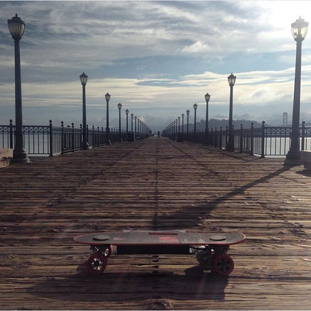Great day to ride.  Regram from @adonis415