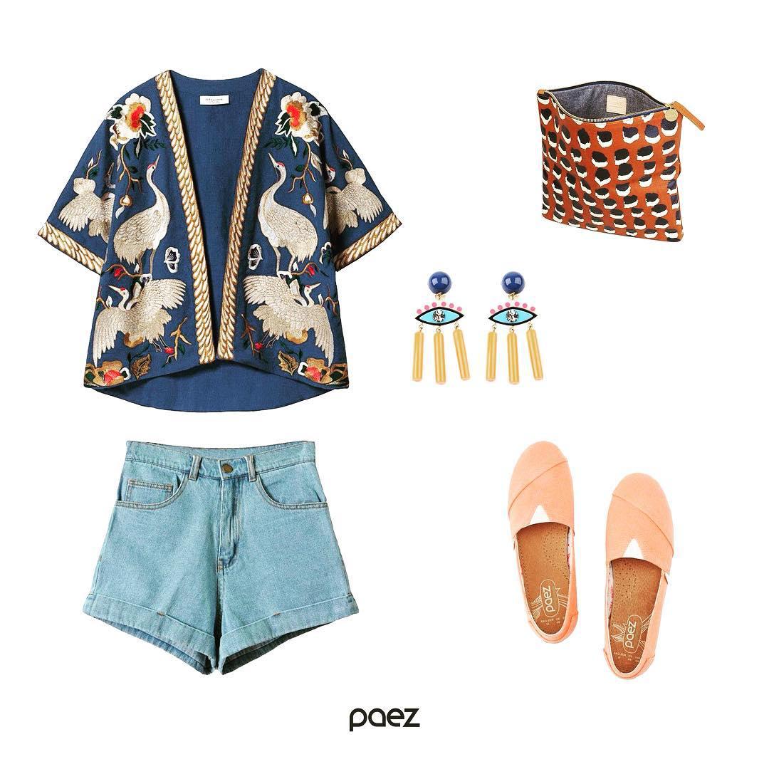 ¡Hello Lunes! Sigue el calorcito, nosotros proponemos este look ¿Y vosotros? ☀️ #Paez #PaezLife #PaezStyle #SummerTime