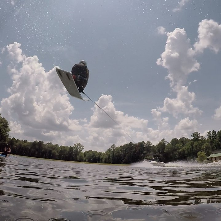 Fly into the work week like @andrewkurka // #gopro @gopro