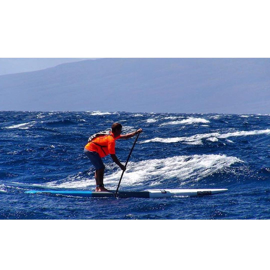 It's the most wonderful time of the year! #downwindingseason #roguesup #Hawaii