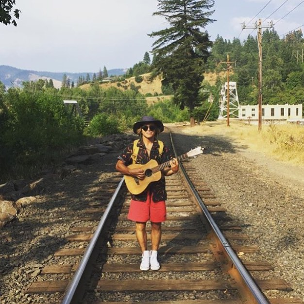 The buzz of great weekends get us through the week. Coal's @austensweetin cruised all over Oregon in The Traveler hat. Where will your #coaltravels take you?