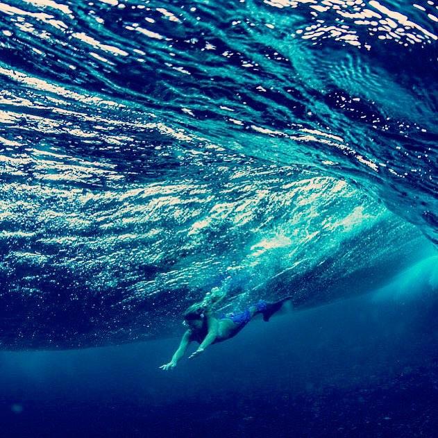Get plenty of vitamin sea  #sealife #mermaid #duckdive #ocean #surf #swim #dive #adventure #sea #OKIINO source: @mermaidserena