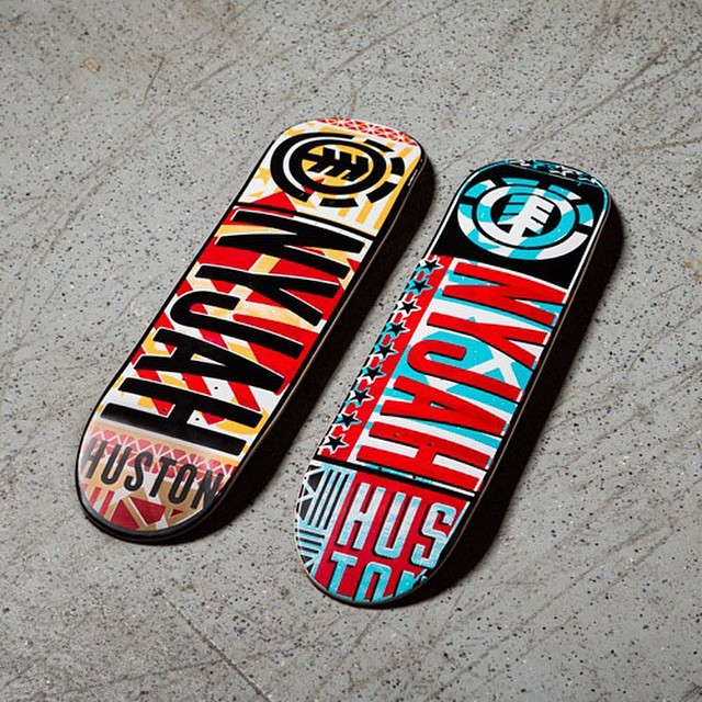 We just dropped some fresh @nyjah boards >>> click the link in our bio and set one up, Griptape's on us! #nyjahHuston