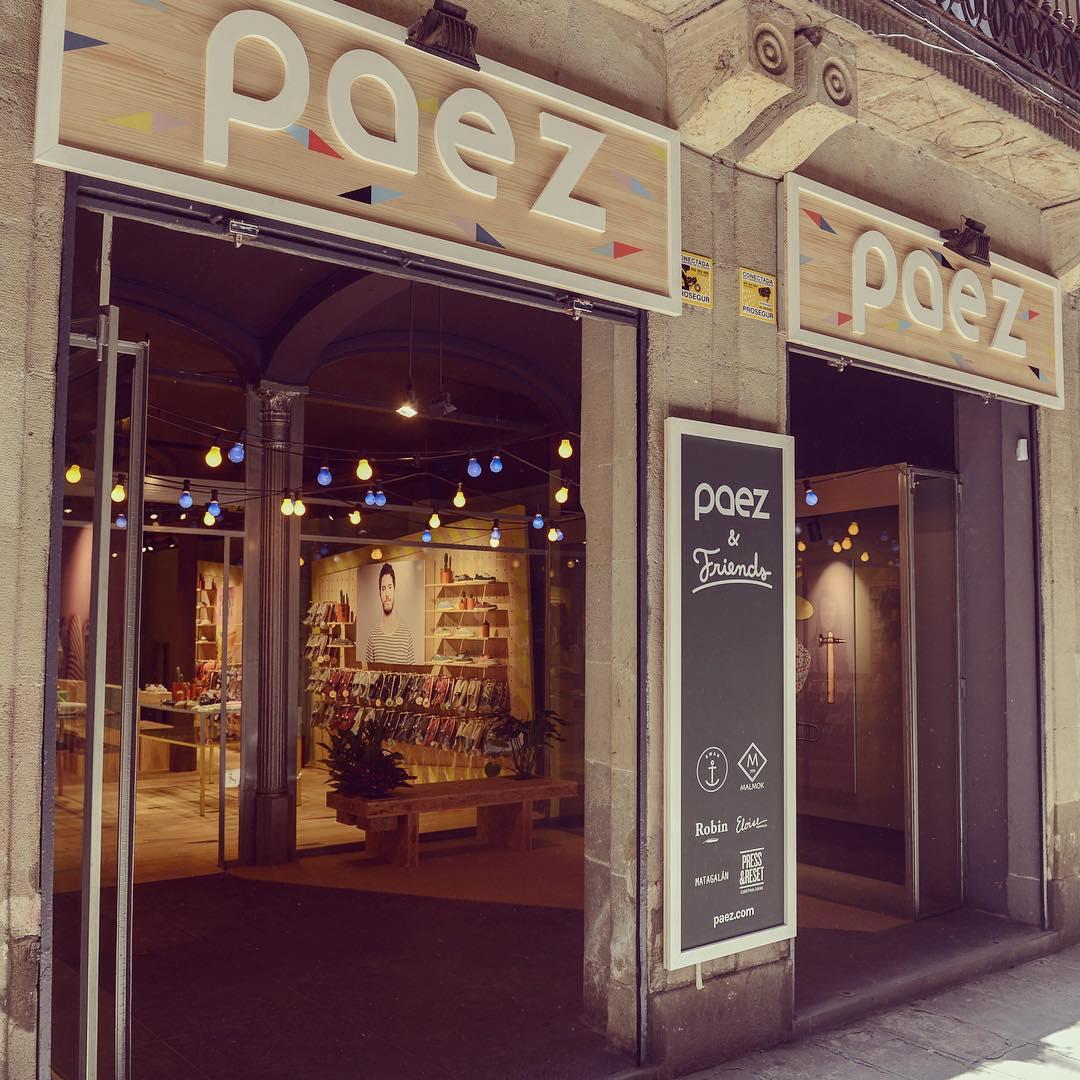 ¡Hello Sunshine!  Bienvenidos a nuestra nueva Paez Flagship Store