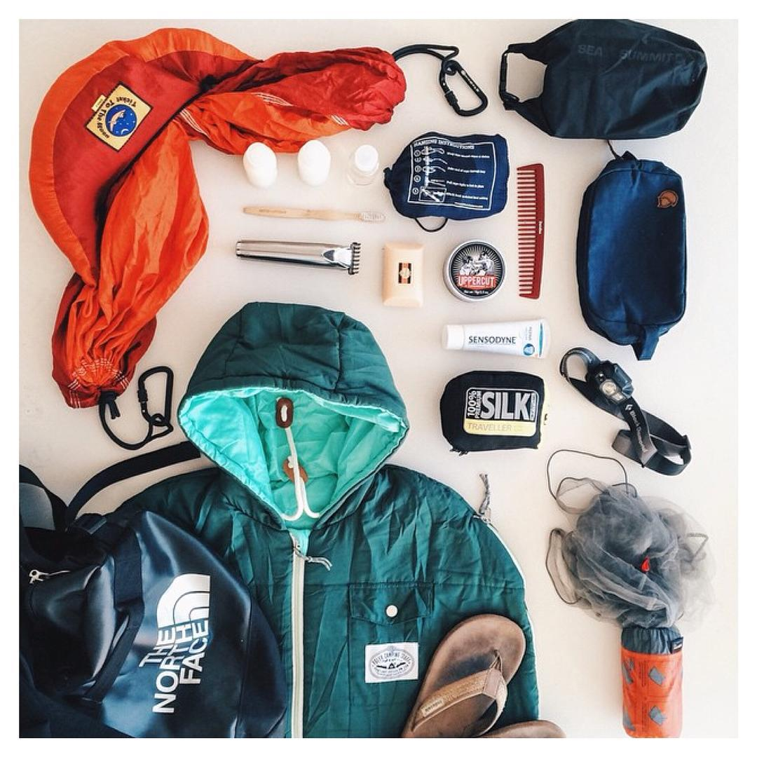 Digging this #gearlist put together by @the_adventurepreneurs for an upcoming autorickshaw race down the Indian subcontinent for charity • Thx for including our #TanBurlap sandal✌️