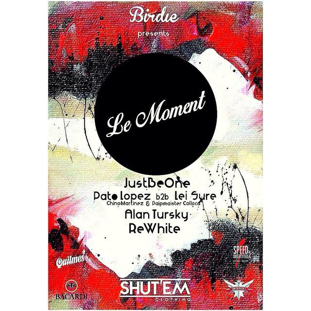 1era edición de Le Moment y Shut'Em presente! El viernes 10 de Julio en Birdie, en el golf de Palermo te vas a podes volver con una de nuestras caps, o beanies! #shutem #clothing #birdie #party #le #moment #night #outfit #love #caps #beanies