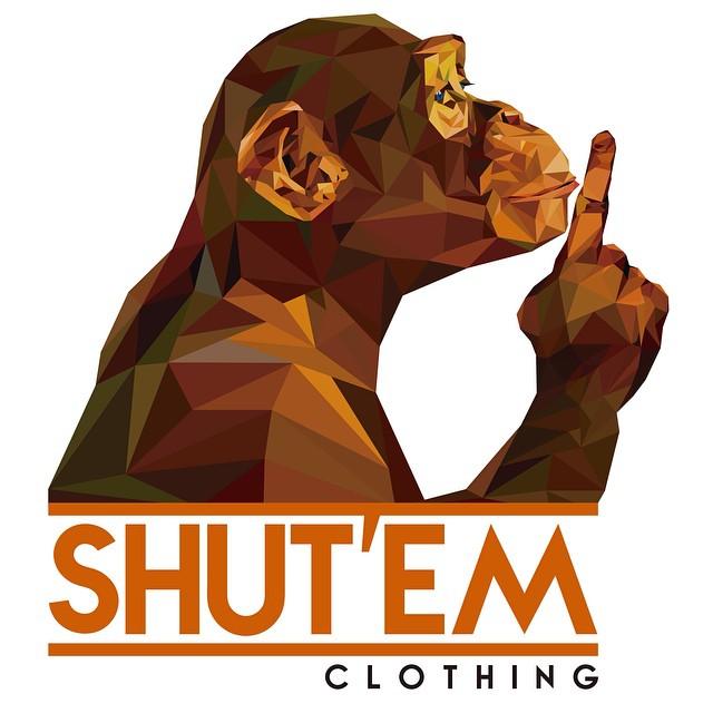 El nuevo logo de Shut'Em Clothing. Con la colaboración de Juan Perednik, diseñador industrial e ilustrador Web: www.juanperednik.com Email: juanp_89@hotmail.com FB: Juan Perednik Ilustraciones Instagram: @juanperednik Muchas gracias genio! #shutem...