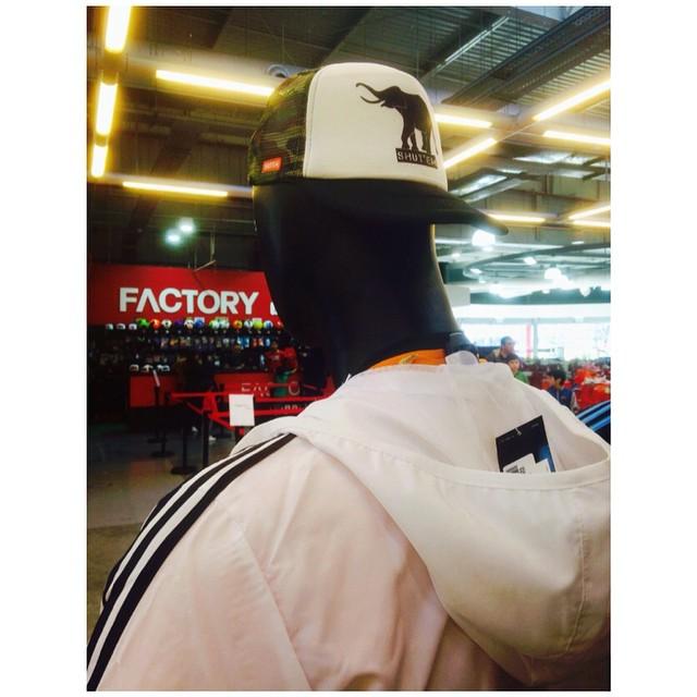 Factory, Soleil Premium Outlet, B. de Irigoyen 2467. Pasá y llevate tu Shut'Em! #caps #snapbacks #new #outlet #clothing
