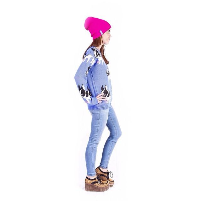 Otro de los puntos donde podés encontrar nuestros Beanies! De Las Bolivianas, Juan Maria Gutierrez 2718, Recoleta de lunes a viernes de 12 a 20hs o por la tienda online! #shutem #beanies #new #winter #collection #stuff #clothing #outfit #pink
