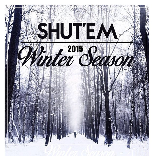 No solo se viene el invierno, también nuevos productos Shut'Em! Atentos! #shutem #winter #season #2015 #new #collection #stuff #clothing #outfit #snapback #caps