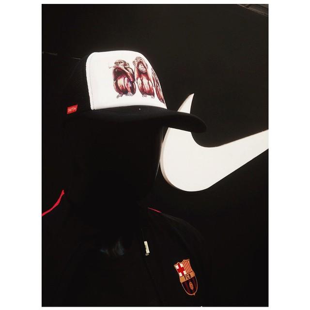 SHUT'EM llegó a MegaSport Factory! Ya podes encontrar nuestras #Caps en el Soleil Premium Outlet (B. De Irigoyen 2647) #shutem #clothing #new #outfit #caps #snapbacks #wednesday #winter #collection